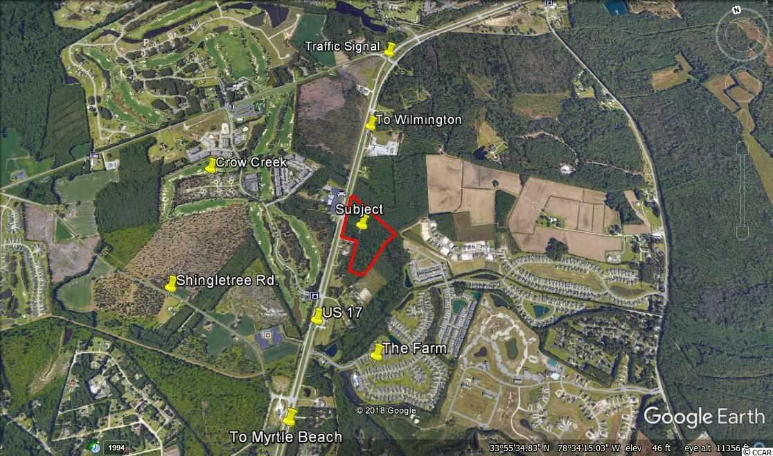 17.15 Acres Highway 17 Property Photo