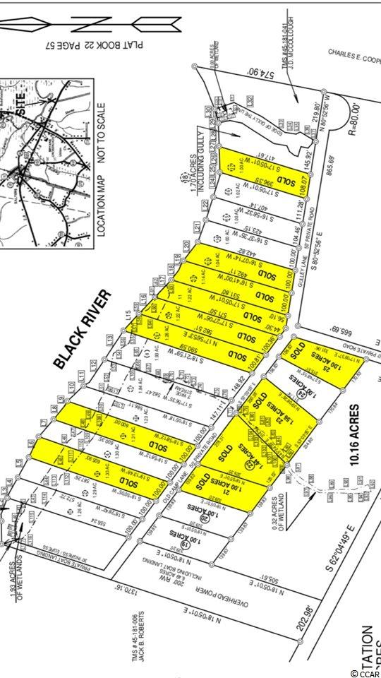 Lot 7 Old Camp Rd. Property Photo