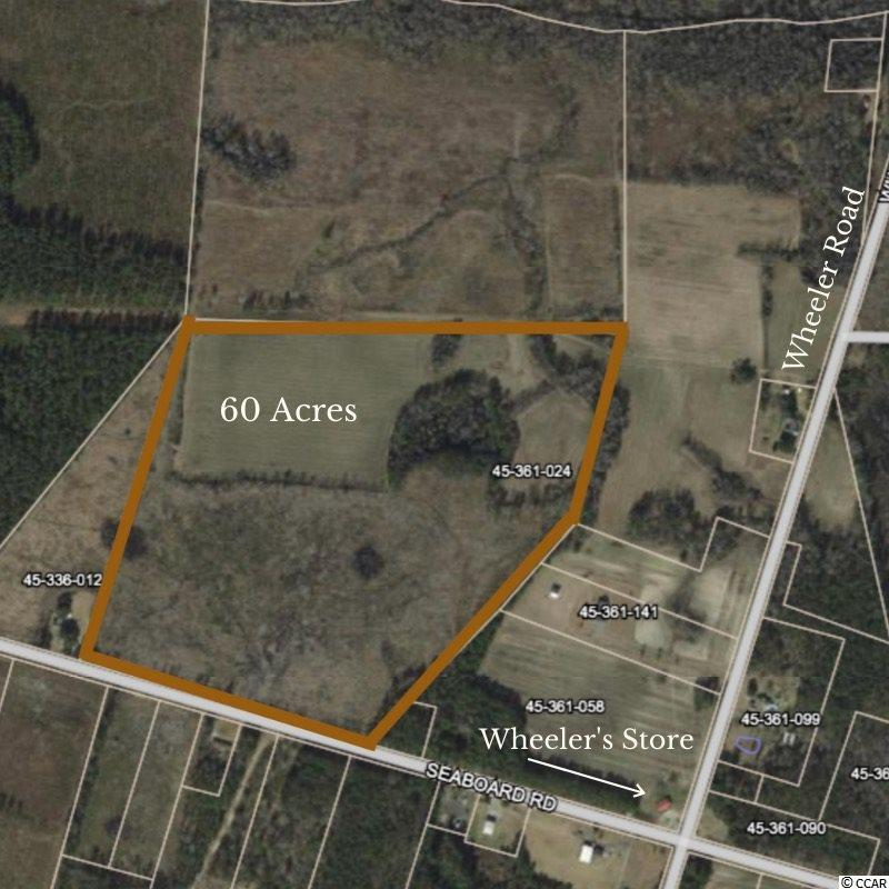60 Acre Seaboard Rd. Property Photo