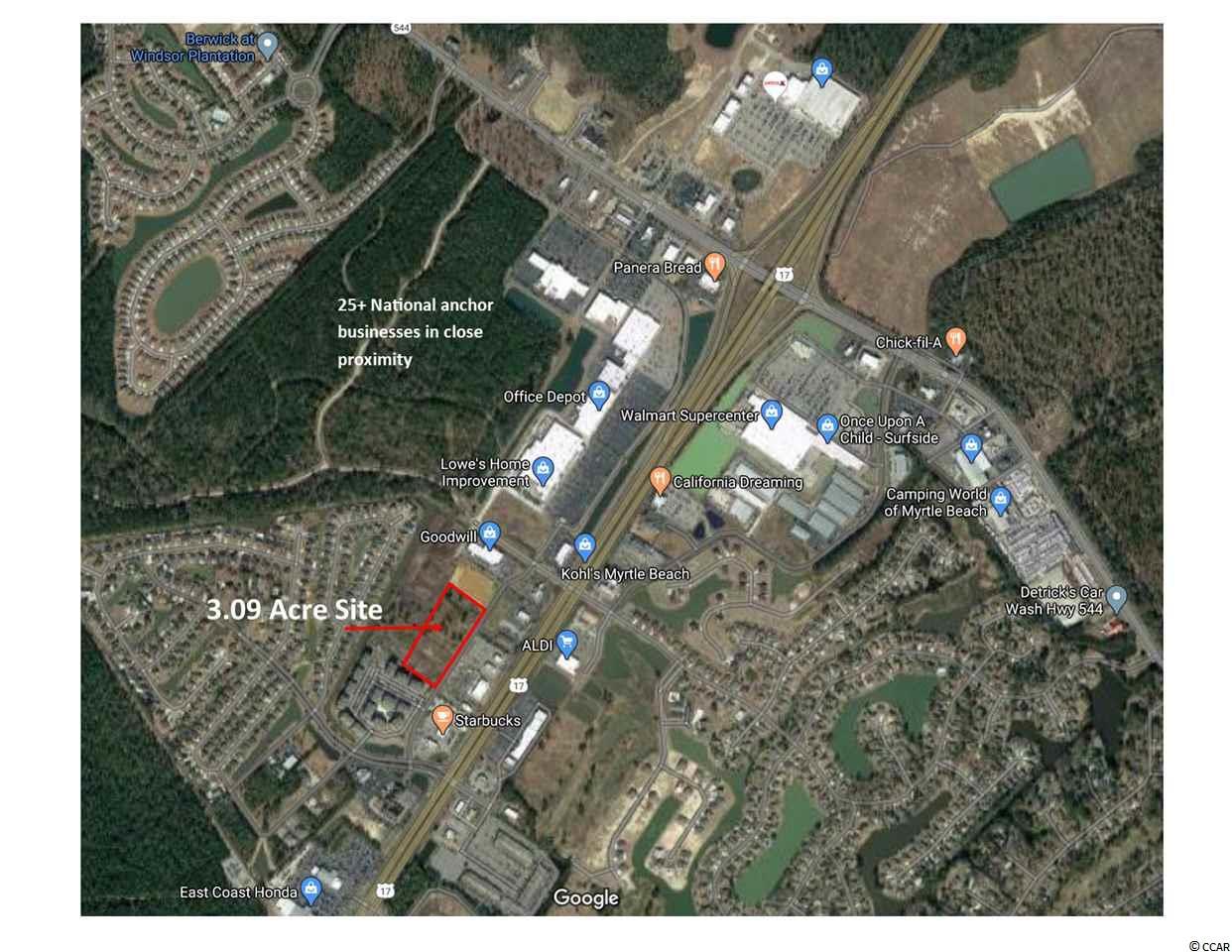 3.09 Acres Loyola Dr. Property Photo