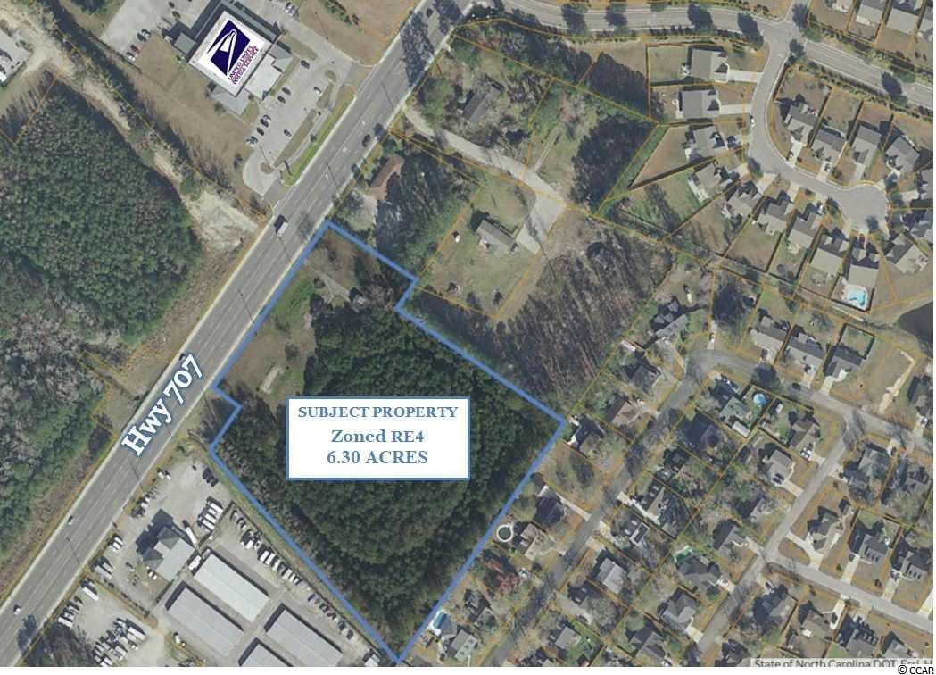 7251 Highway 707 Property Photo