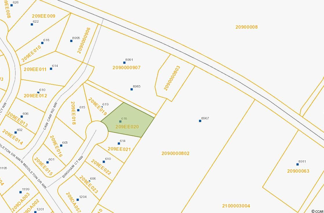 618 Nw Bingham Ct. Property Photo