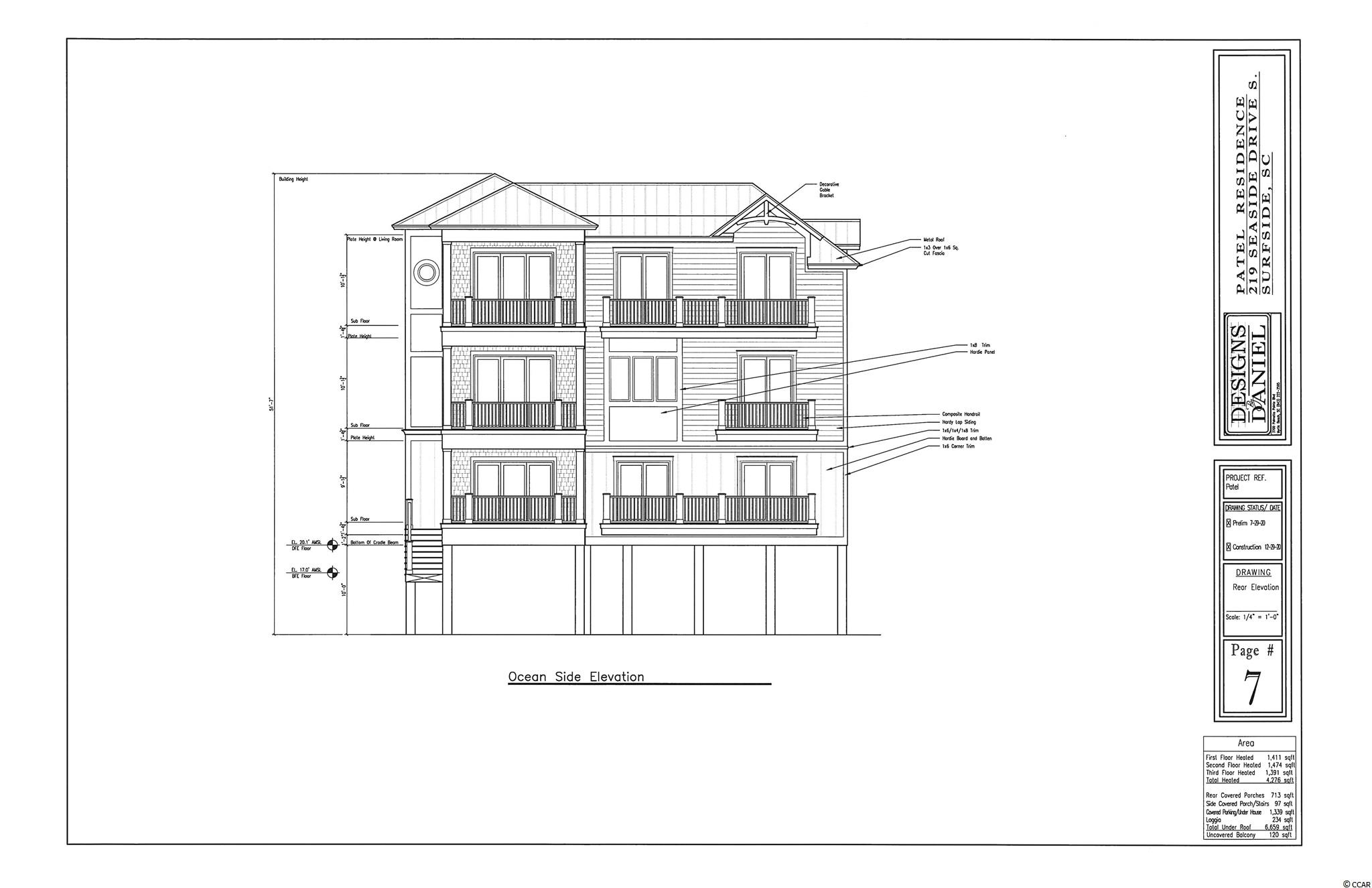 219 S Seaside Dr. Property Photo 6