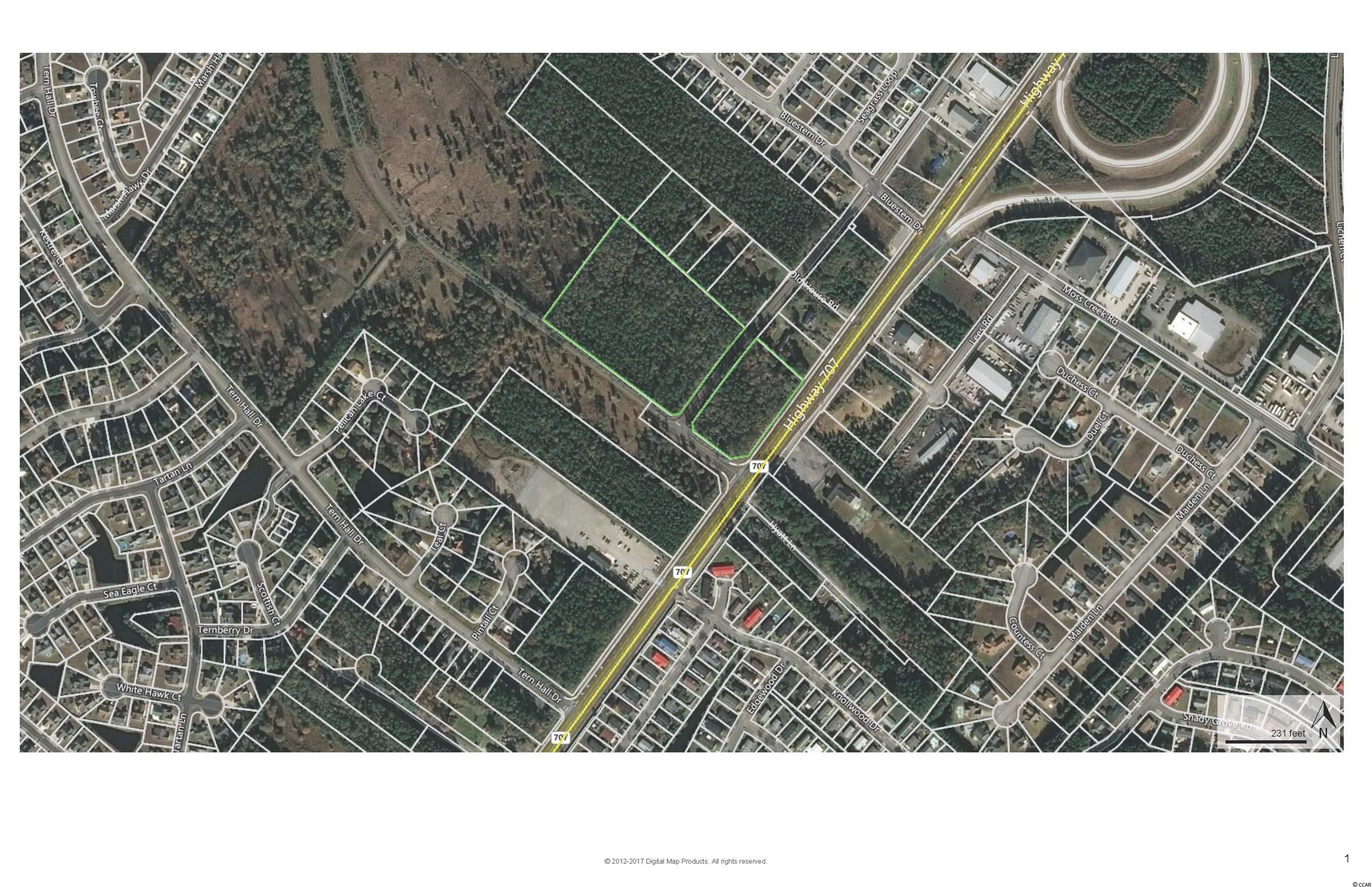 9.41 Ac Highway 707 Property Photo
