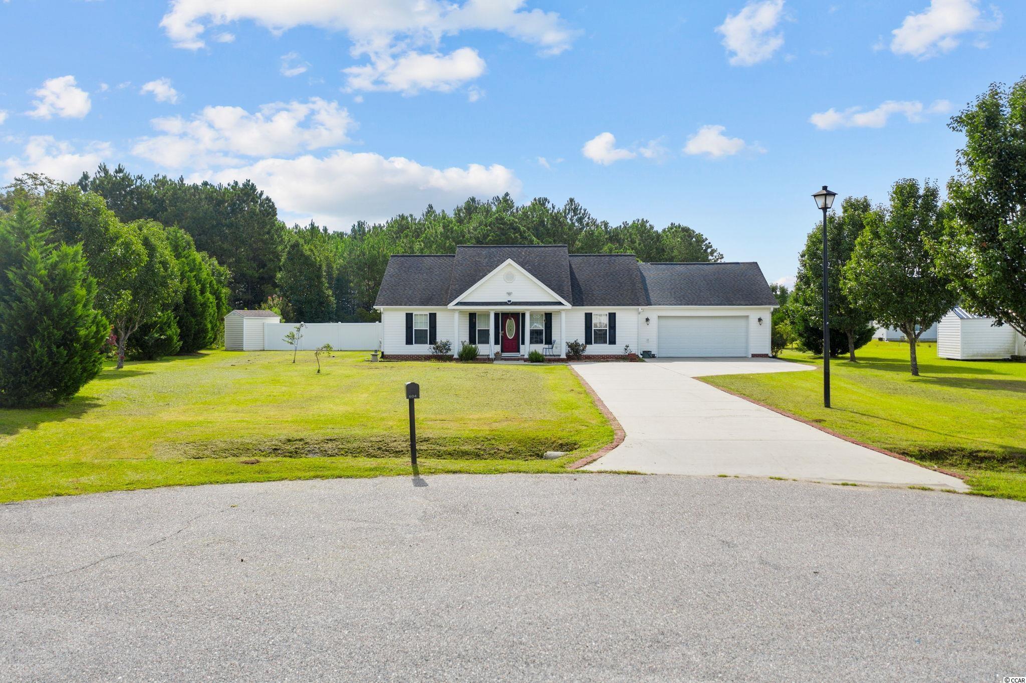 604 Cutlip Ct. Property Photo
