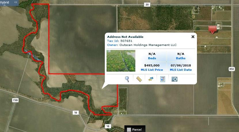 0 County Rd. 20 Property Photo - Bishop, TX real estate listing