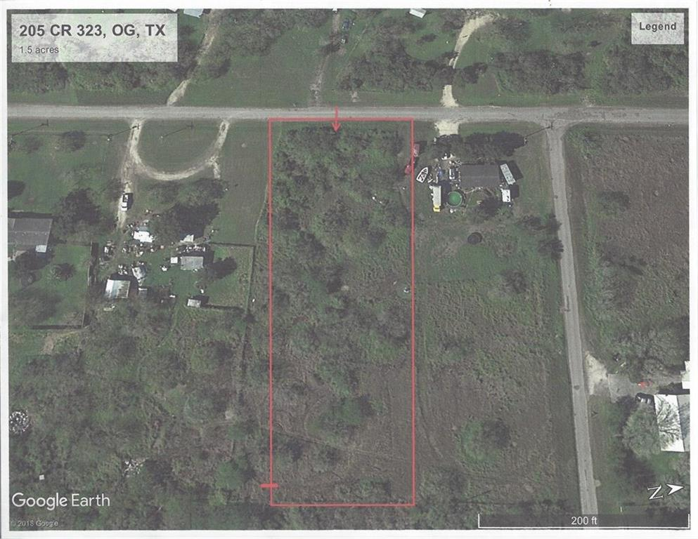 205 County Road 323 Property Photo - Orange Grove, TX real estate listing