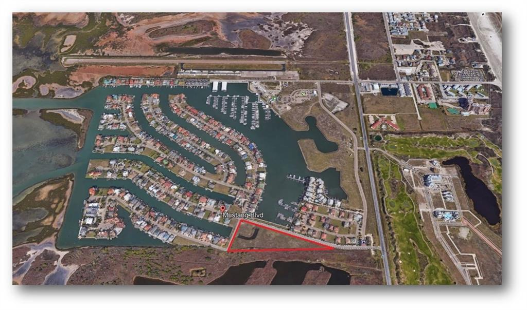 lt 6 Mustang Boulevard Property Photo - Port Aransas, TX real estate listing
