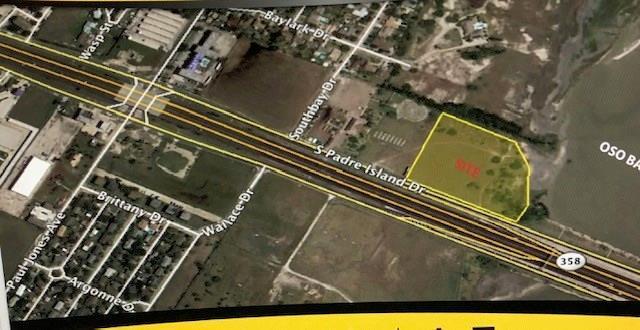 0 S Padre Island Drive Property Photo - Corpus Christi, TX real estate listing