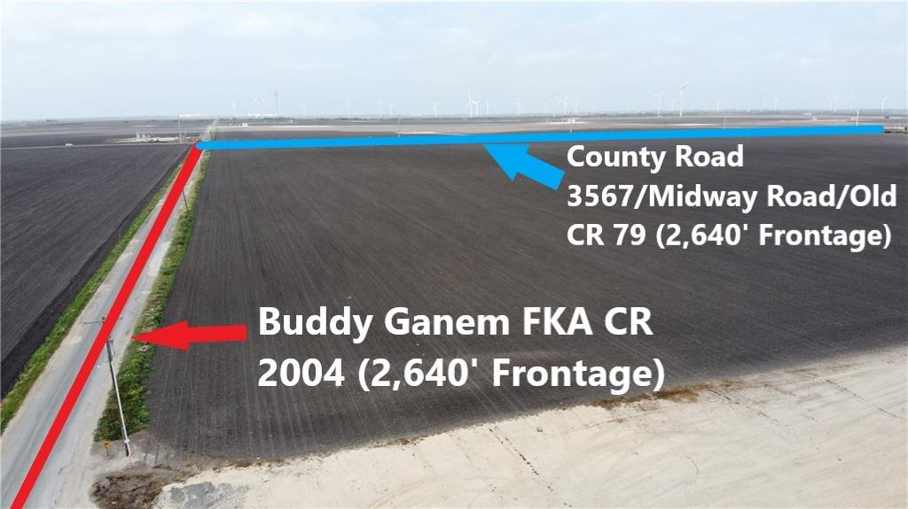0000 County Rd 2004 & 3567(aka Midway/79 Road) Property Photo 1