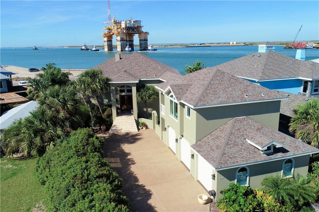684 Shoreline Circle Property Photo - Port Aransas, TX real estate listing