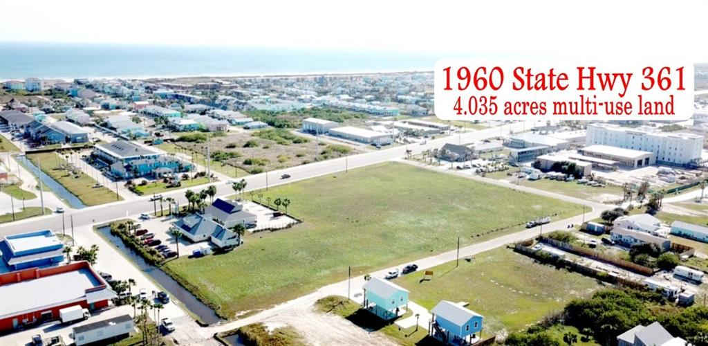 1960 State Hwy 361 Property Photo - Port Aransas, TX real estate listing