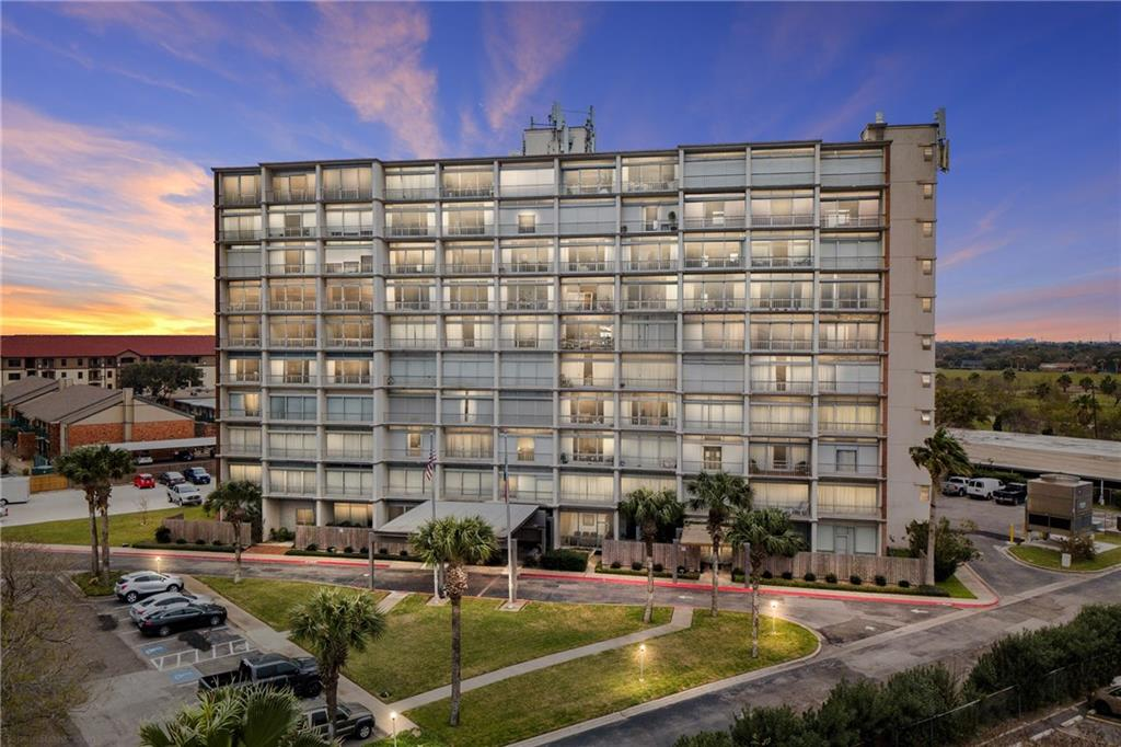 4600 Ocean Drive #904 Property Photo - Corpus Christi, TX real estate listing