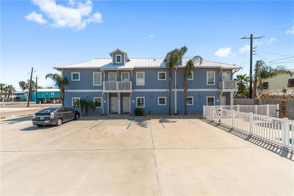 512 Sea Shell Drive #1-5 Property Photo - Port Aransas, TX real estate listing