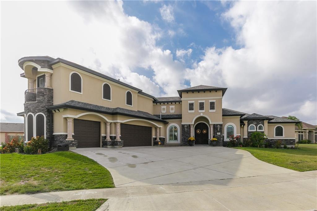 4917 Cape Vista Court Property Photo - Corpus Christi, TX real estate listing