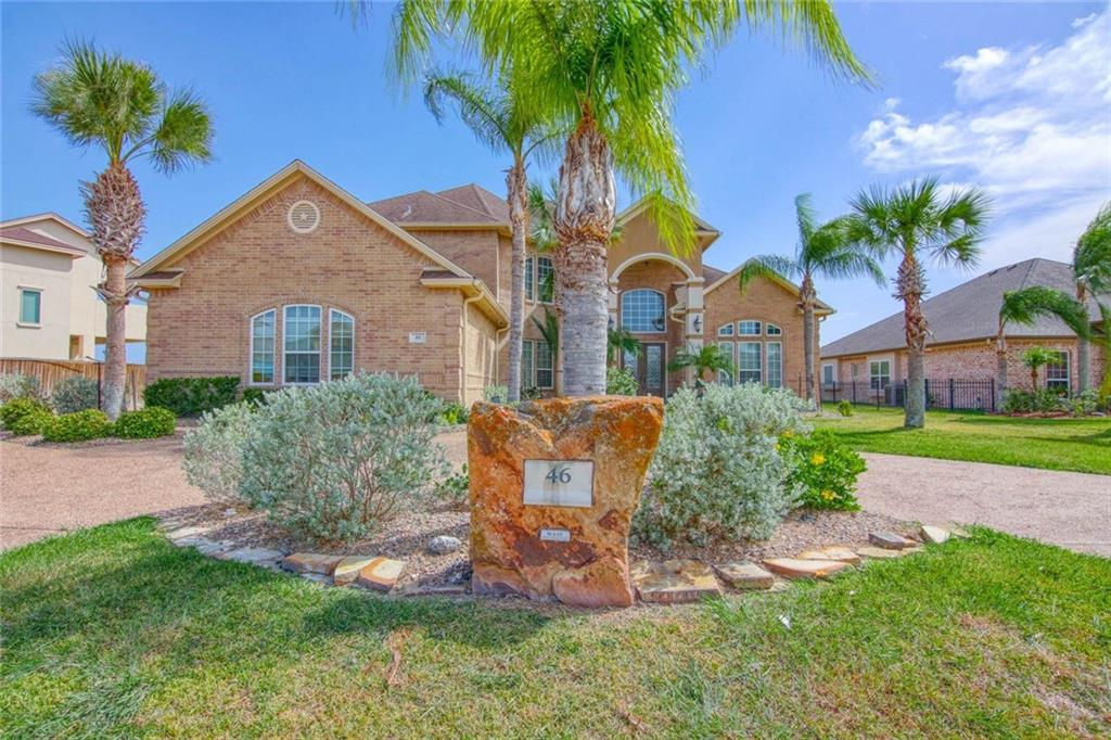 46 Bar Le Doc Drive Property Photo - Corpus Christi, TX real estate listing