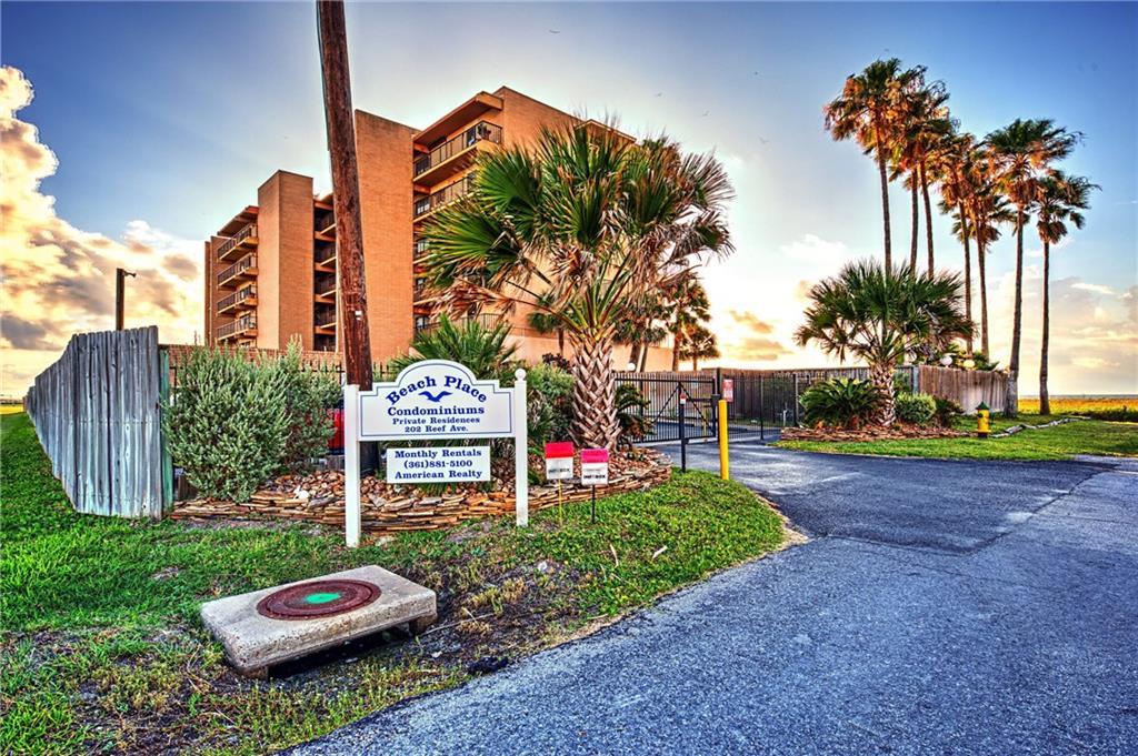 202 Reef Avenue #105 Property Photo - Corpus Christi, TX real estate listing