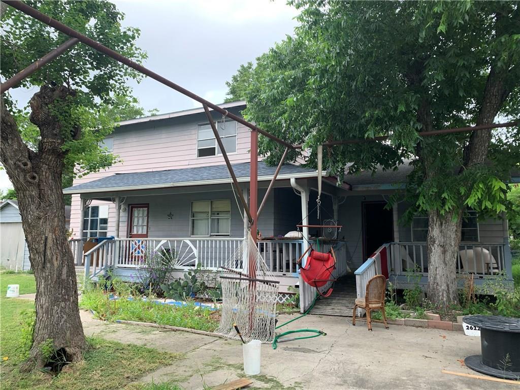 2622 Halsey Street Property Photo - Corpus Christi, TX real estate listing