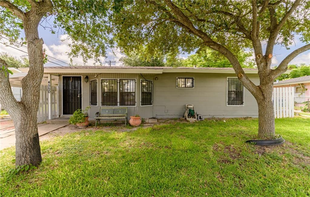 4550 Prescott Street Property Photo - Corpus Christi, TX real estate listing