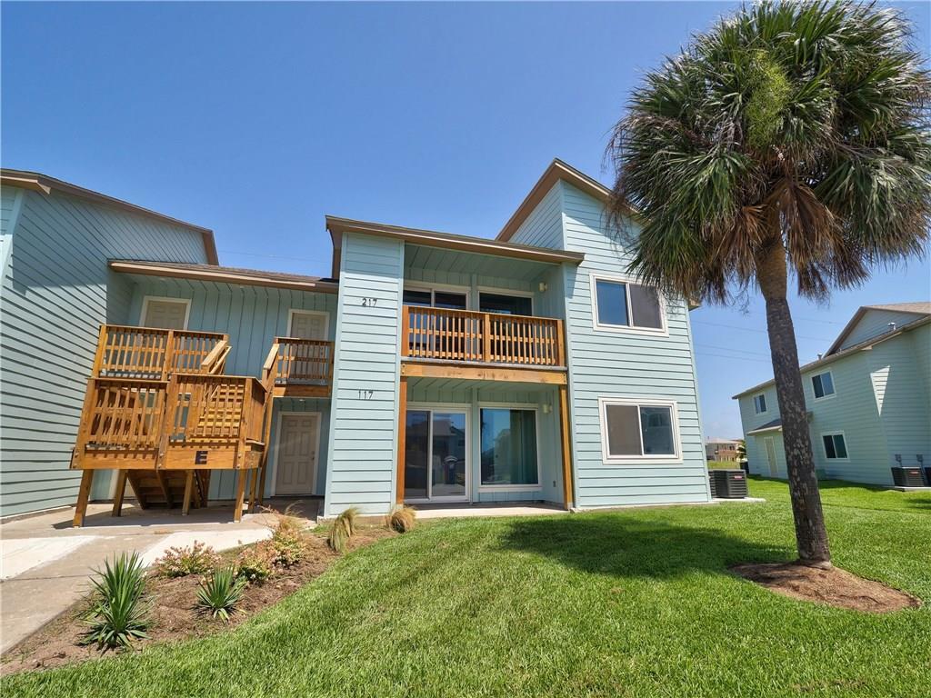 230 Cut Off, Aransas Harbors #217 Property Photo - Port Aransas, TX real estate listing