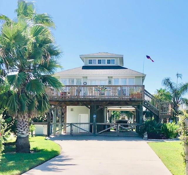 919 S Magnolia Street Property Photo - Rockport, TX real estate listing