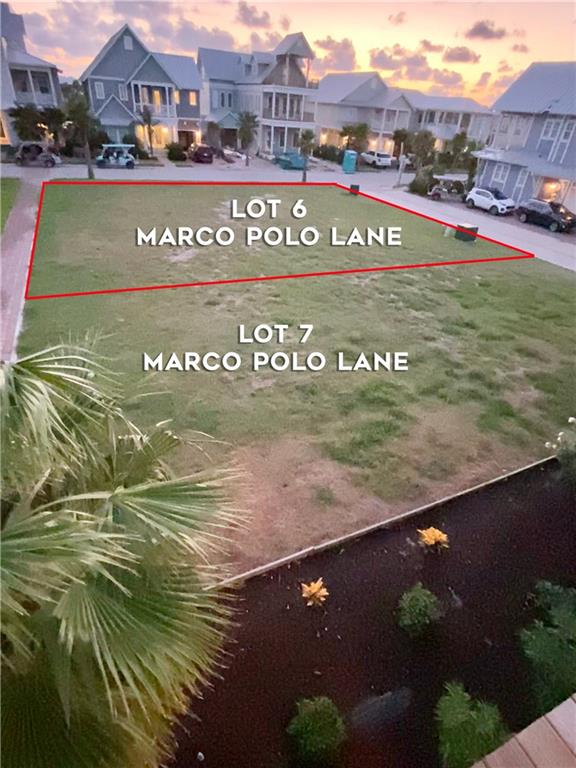 Lot 7 Marco Polo Property Photo - Port Aransas, TX real estate listing