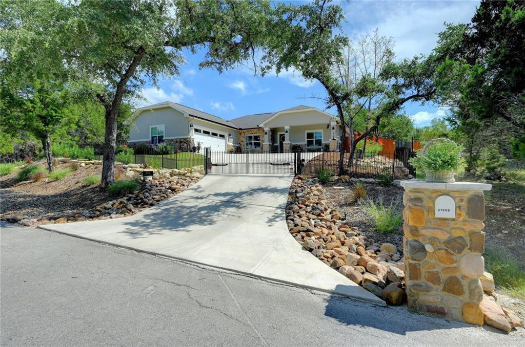 21208 Santa Carlo Property Photo - Austin, TX real estate listing