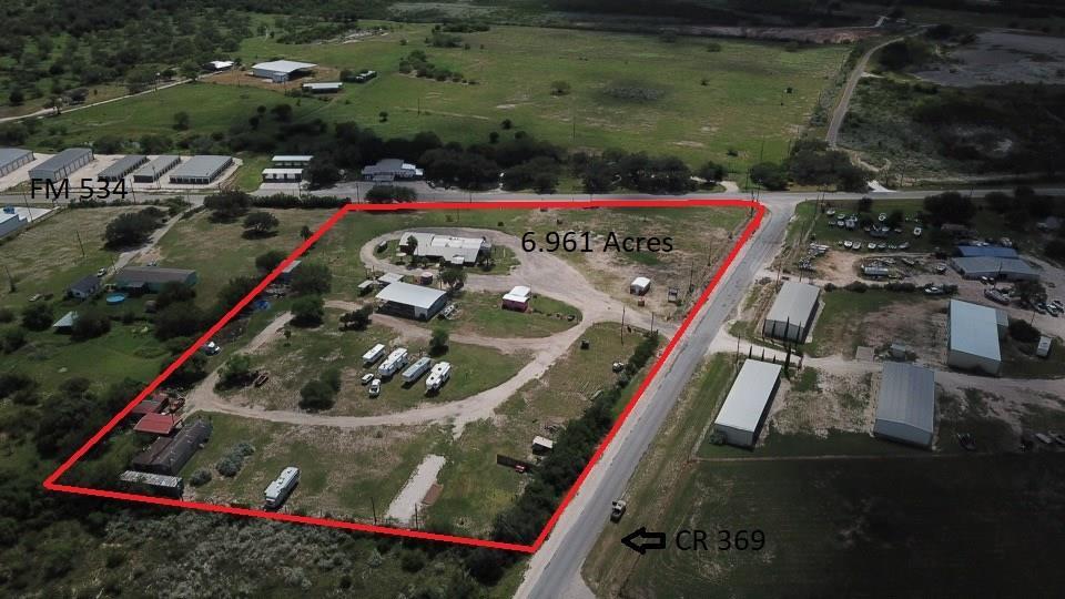 1991 FM 534 Property Photo - Sandia, TX real estate listing