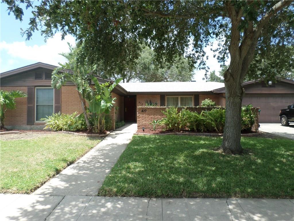 410 Sheridan Drive Property Photo - Corpus Christi, TX real estate listing