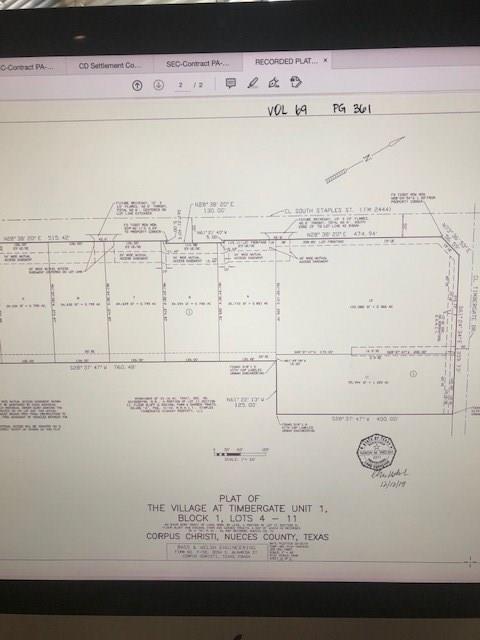 6702 S Staples Street Property Photo