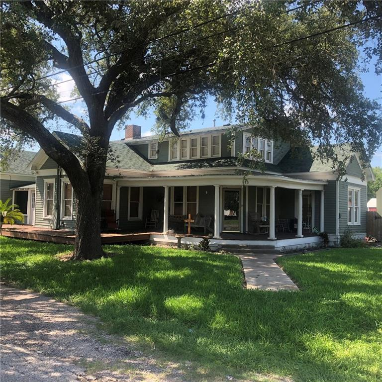 715 Johnson Street Property Photo - Woodsboro, TX real estate listing