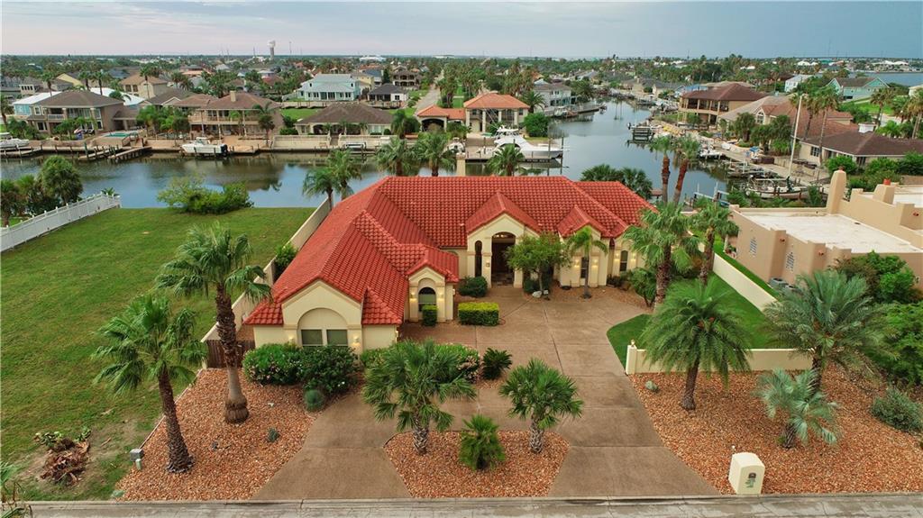 108 Bay Court Property Photo - Aransas Pass, TX real estate listing