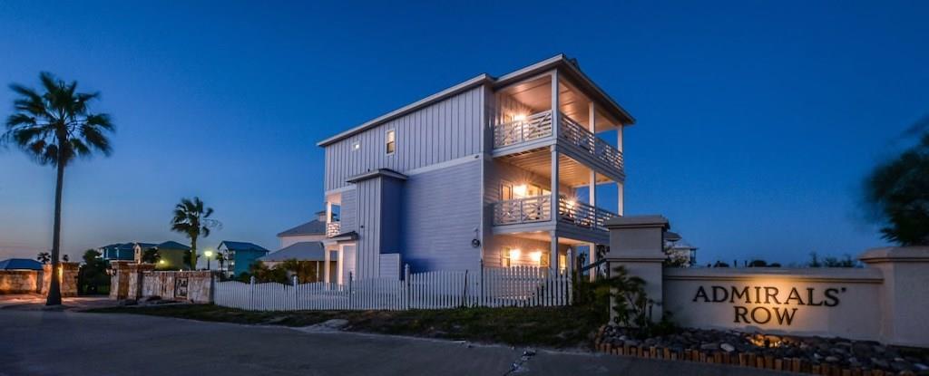 162 La Concha Boulevard #1 Property Photo - Port Aransas, TX real estate listing