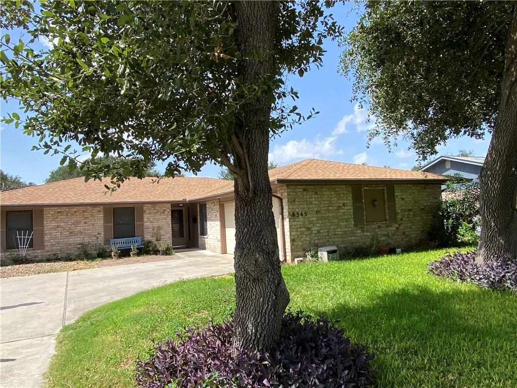 9345 Moon Beam Trail Property Photo - Corpus Christi, TX real estate listing