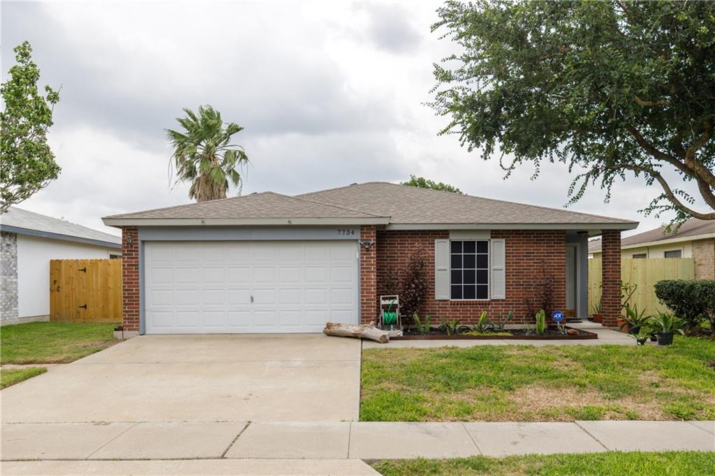 7734 Grizzley Drive Property Photo - Corpus Christi, TX real estate listing