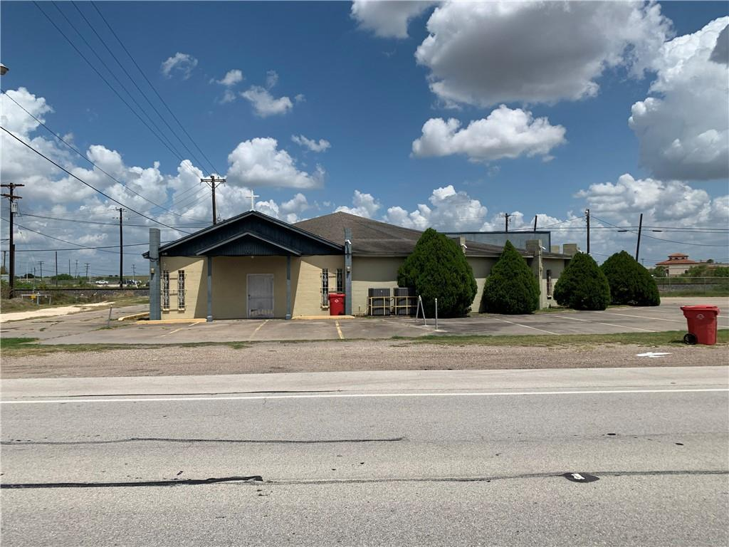 1301 State Hwy 44 E Bus Rbst Property Photo - Robstown, TX real estate listing