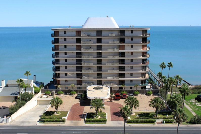 4500 OCEAN Drive #2-C Property Photo - Corpus Christi, TX real estate listing