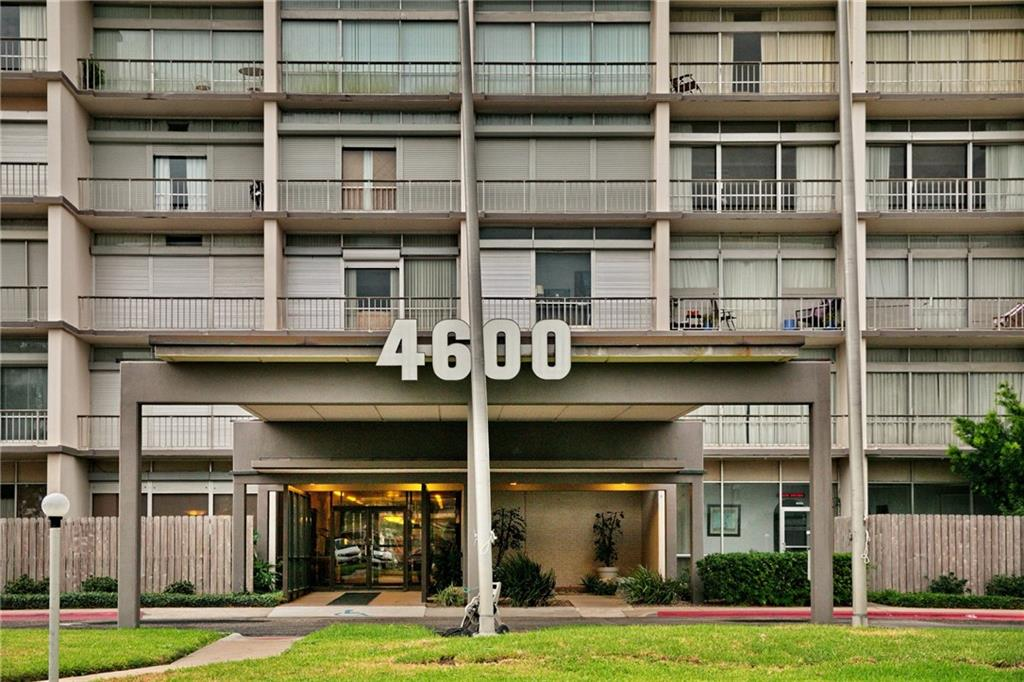 4600 Ocean Drive #202 Property Photo - Corpus Christi, TX real estate listing