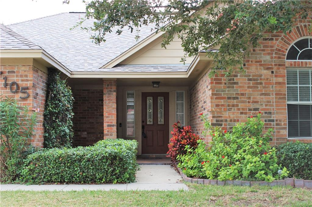 7105 Spanish Wood Drive Property Photo - Corpus Christi, TX real estate listing