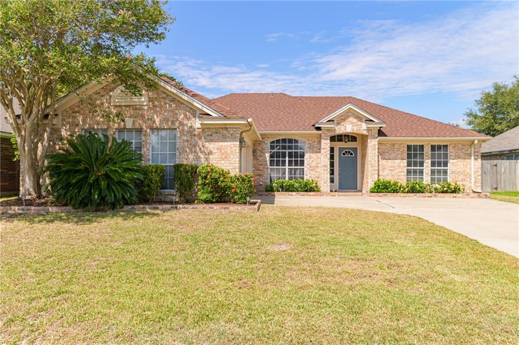 7217 GINGERBERRY Drive Property Photo - Corpus Christi, TX real estate listing
