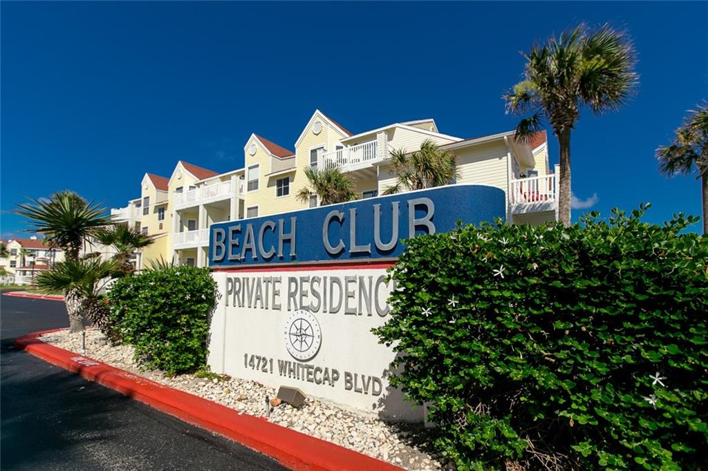 14721 Whitecap Boulevard #291 Property Photo - Corpus Christi, TX real estate listing