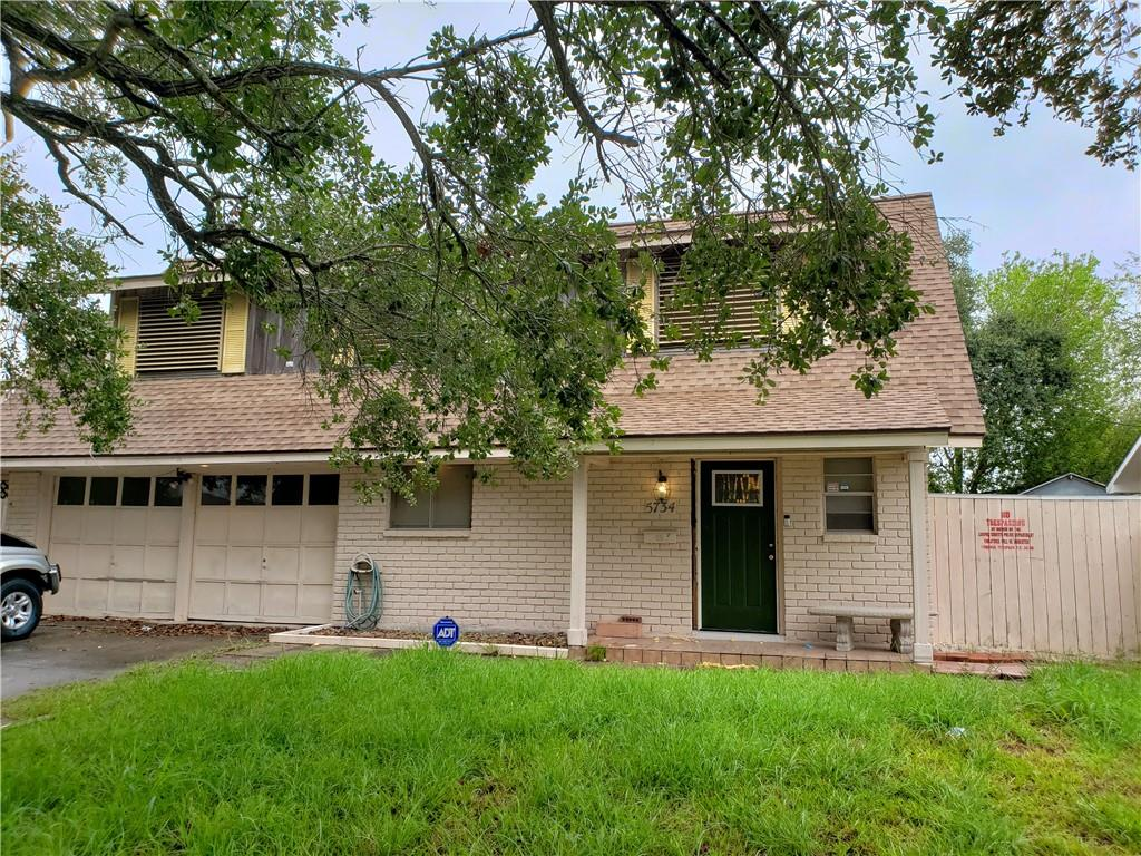 5734 Woodhaven Drive Property Photo - Corpus Christi, TX real estate listing