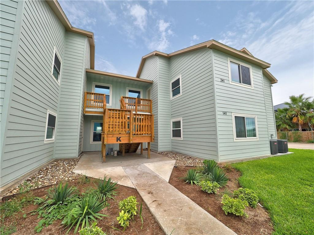 230 Cut Off, Aransas Harbors #141 Property Photo - Port Aransas, TX real estate listing