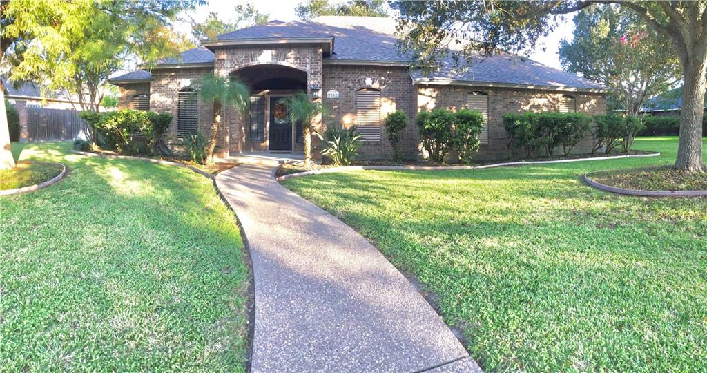 2802 CHAPEL VIEW Drive Property Photo - Corpus Christi, TX real estate listing