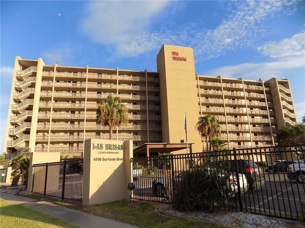 4000 Surfside Boulevard #708 Property Photo - Corpus Christi, TX real estate listing