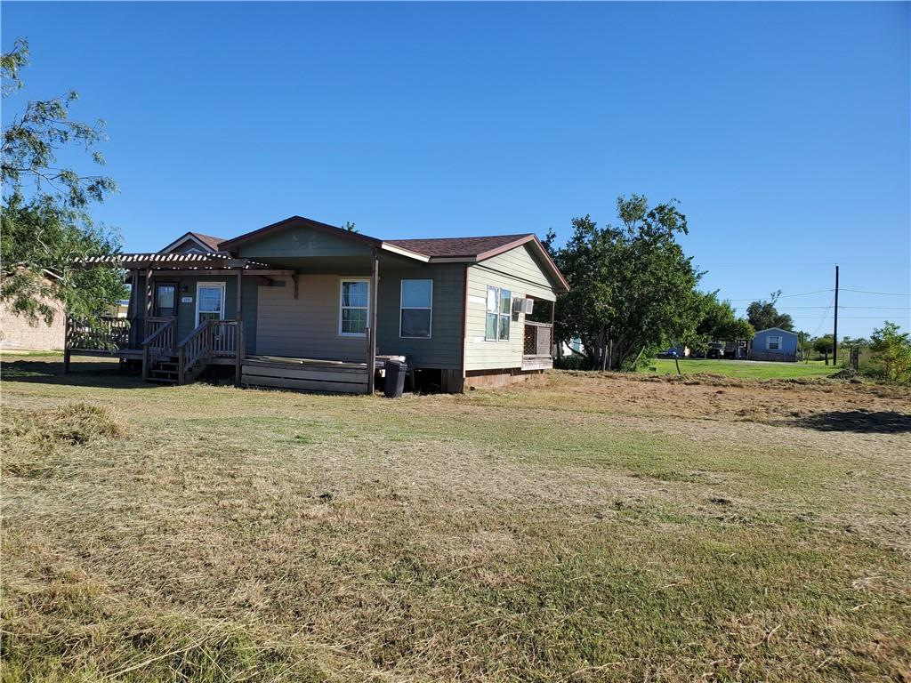115 W Speckled Trout Lane Property Photo - Rockport, TX real estate listing