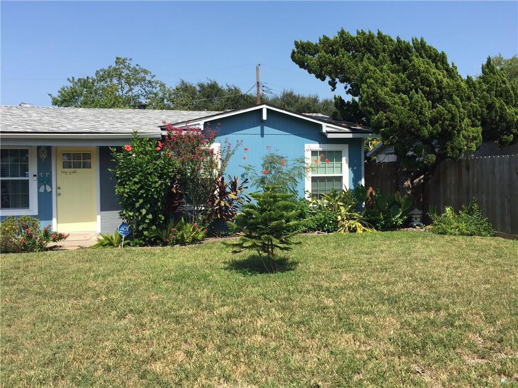 5810 Cain Drive Property Photo - Corpus Christi, TX real estate listing