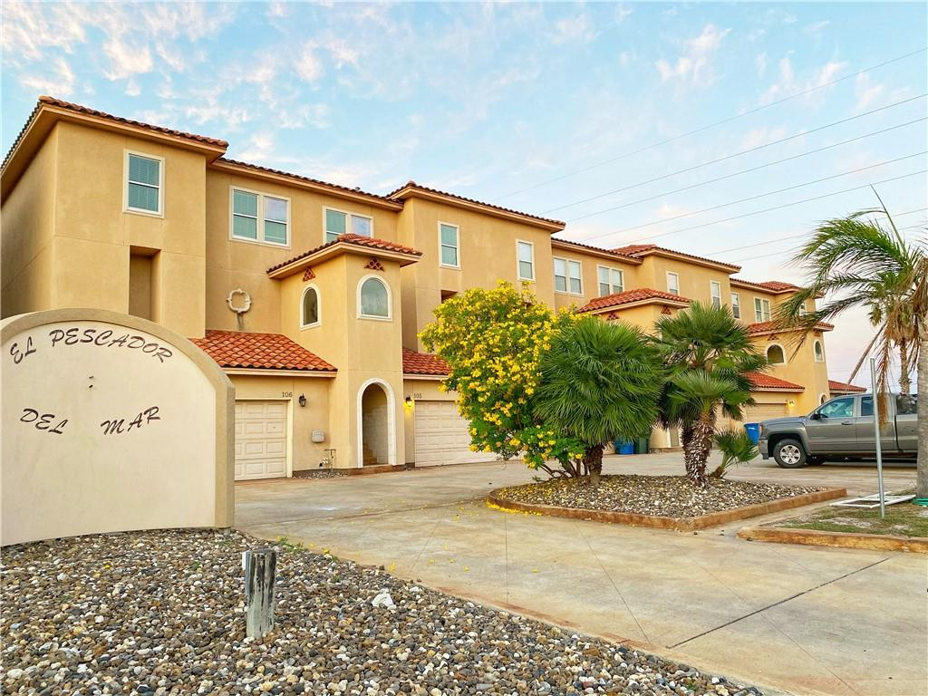 14334 Cruiser St #F106 Street Property Photo - Corpus Christi, TX real estate listing
