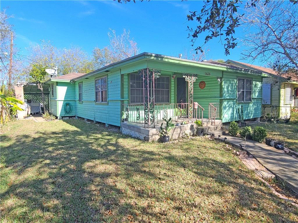 2638 Soledad Street Property Photo