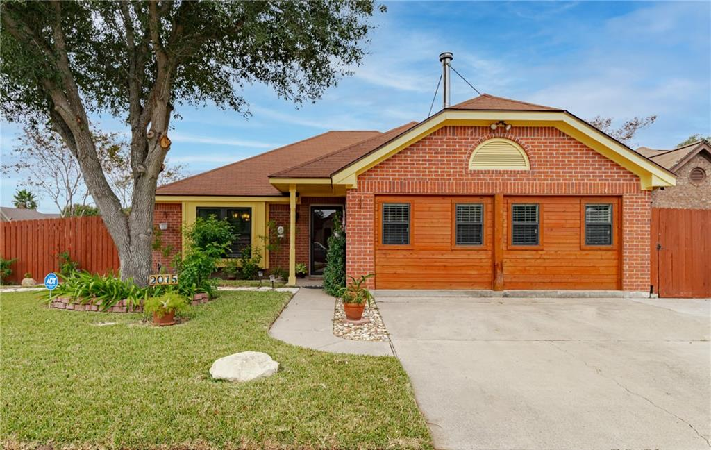 2075 Lakeview South Drive Property Photo - Ingleside, TX real estate listing